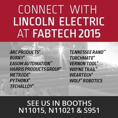 FABTECH 2015 Companies