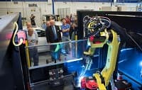 Lincoln Electric Partners with RAMTEC to Close the Manufacturing Skills Gap