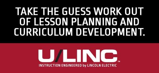 U/LINC banner