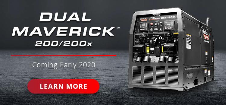 Dual Maverick 200/200x Pre Release Teaser