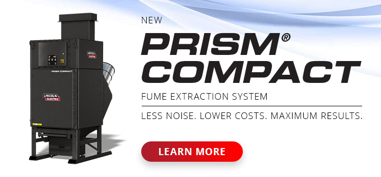 Prism Compact Fume Extraction System