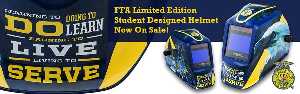 FFA limited edition helmet