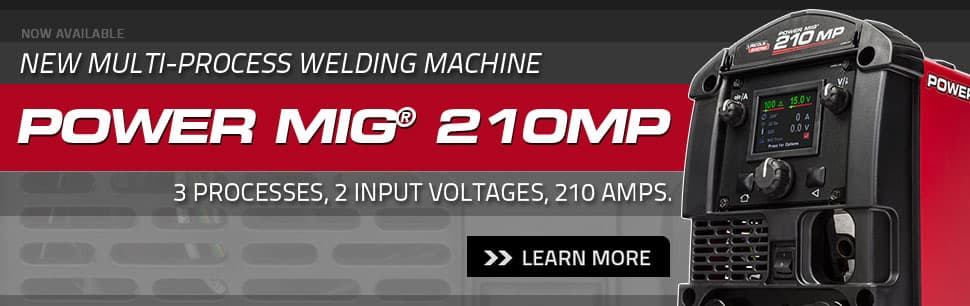 new powermig 210 mp multi process welder