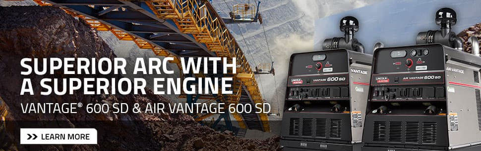 new vantage 600 SD announced