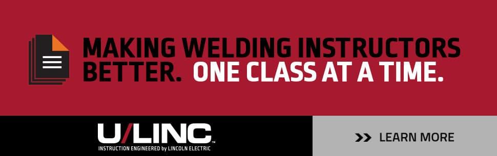 U/LINC Welding Curriculum