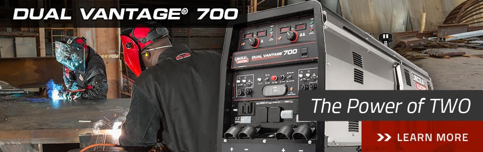 Dual Vantage 700 - The Power Of TWO