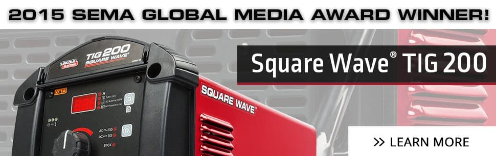 Square Wave TIG 200