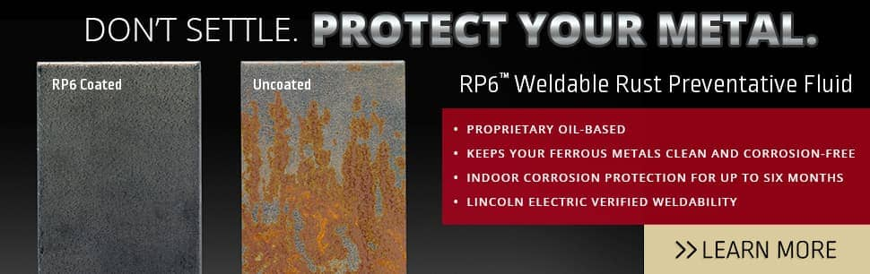 RP6 Weldable Rust Preventative