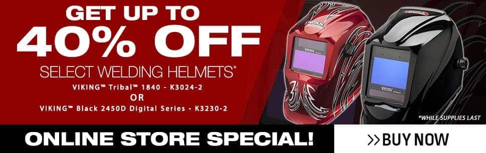 Up To 40% Off Select Helmets