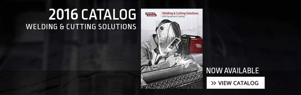 2016 Welding and Cutting Catalog