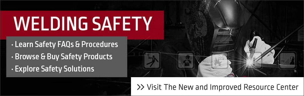 Welding Safety 2016 Update