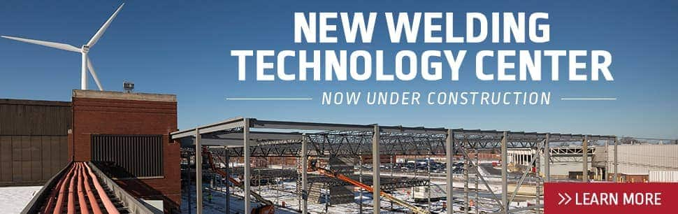 New Weld Tech Center