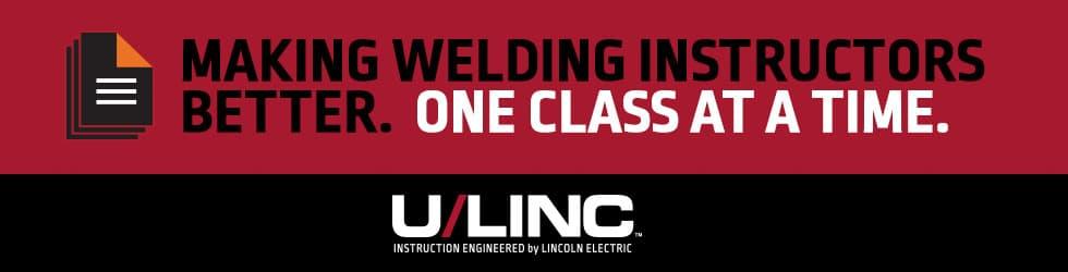 ULINC Welding Curriculum