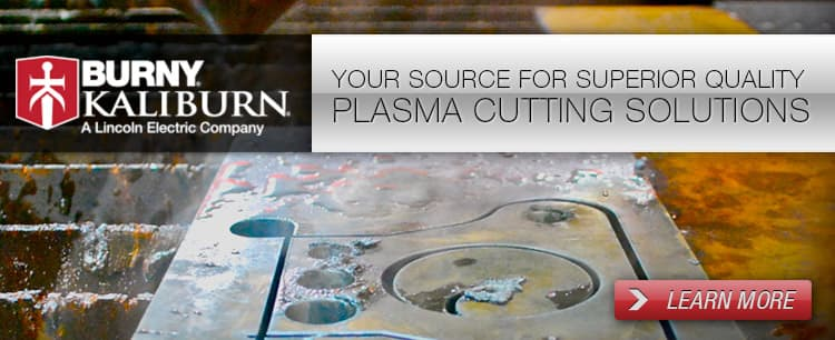Superior Plasma Cutting Solutions from Burny Kaliburn