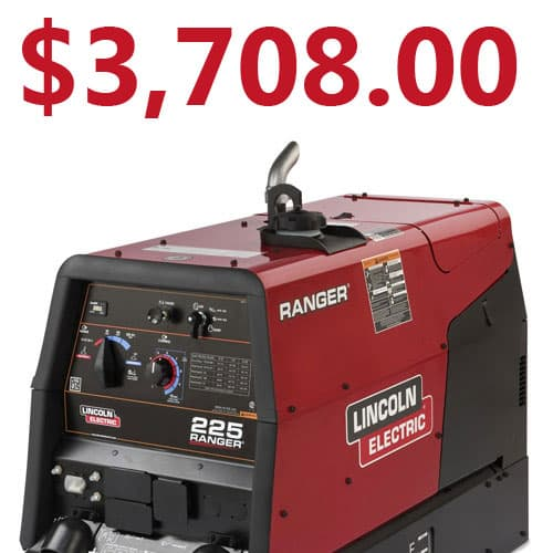R 250 Gxt Engine Driven Welder Kohlerr W Electric Fuel Pump