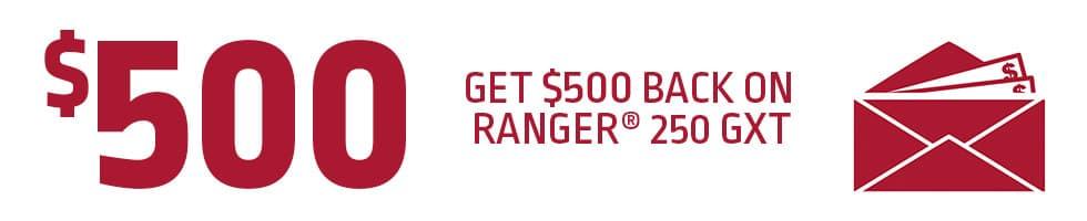 White Tail Camo™ Ranger® 250 GXT