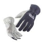 Traditional Leather Drivers Gloves