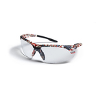 Axilux USA Camo Clear Safety Glasses