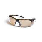 Axilux Traditonal Camo Bronze Safety Glasses