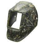 Replacement Viking White Tail Camo Welding Helmet Shell