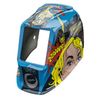 Replacement Viking Jessi vs The Robot Welding Helmet Shell