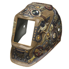 Replacement Viking Steampunk Welding Helmet Shell