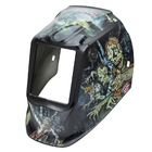 Replacement Viking Zombie Welding Helmet Shell