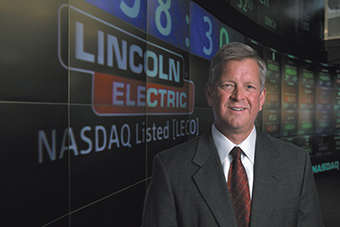 Lincoln Electric Executive Chairman John M. Stropki to Retire