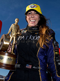Alexis DeJoria Wins Big in Vegas