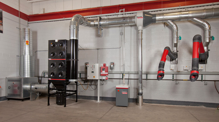 Guardian Fire Suppression System