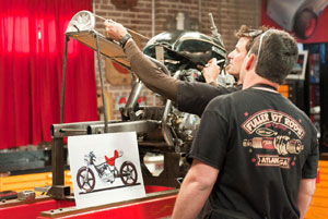 Fuller Hot Rods Shop