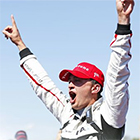 Graham Rahal Wins at Mid-Ohio
