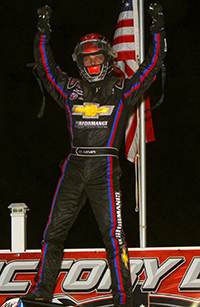 Bryan Clauson USAC National Sprint Car Series Champion