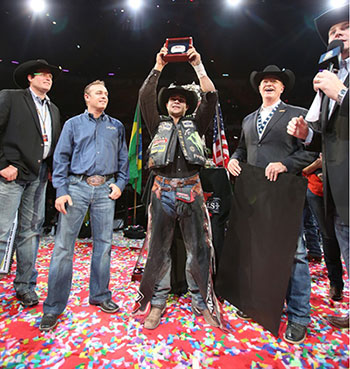 Robson Palermo PBR World Finals