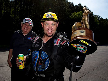 Robert Hight Funny Car Victory