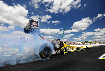 Tony Schumacher NHRA