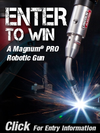Magnum Pro Robotic Torch Giveaway