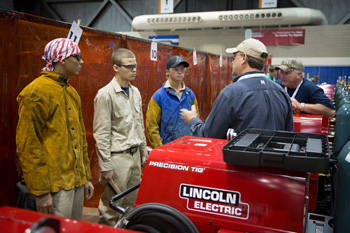 Welding Competition Skills USA