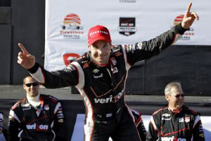 Will Power Wins St. Petersburg