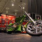 Chip Foose Bike at Piston Power 2011