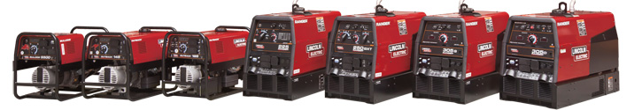 Engine Driven Welder Models