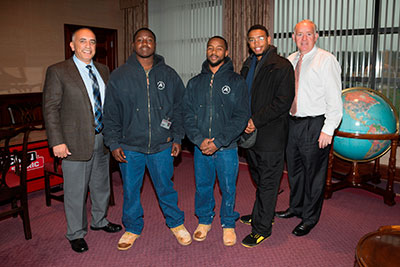 Lincoln Electric Accepts Student Interns to Support Local and Federal Jobs Corps Programs