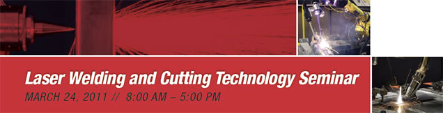 Laser Welding & Cutting Technology Seminar