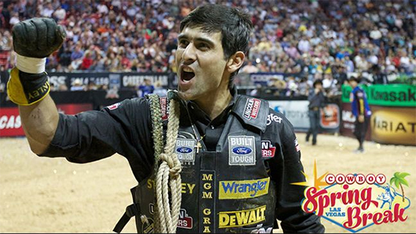 Silvano Alves Wins in Las Vegas
