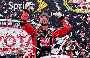 Kurt Busch Wins Richmond