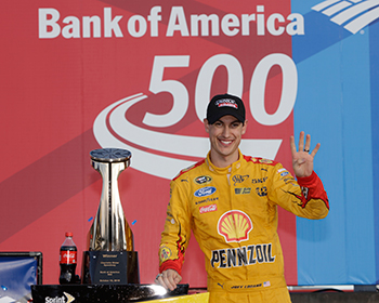 Joey Logano Team Penske