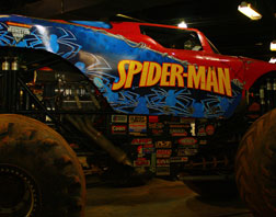 Monster Trucks Sponsored By Lincoln Electric