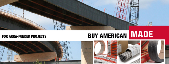 American Made for ARRA-Funded Projects