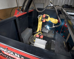 Welding Farm Equipment