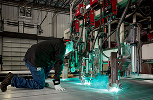 In Aluminum Welding, it All Comes Down to Control